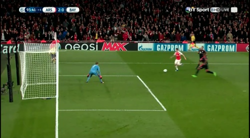 Manuel Neuer - Arsenal v Bayern 24