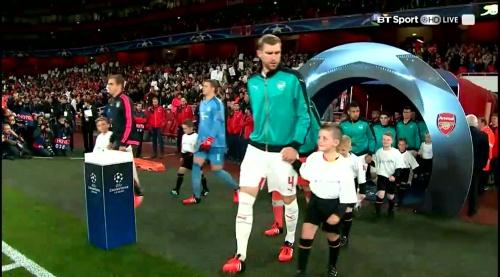 Manuel Neuer - Arsenal v Bayern 4