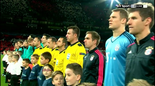 Manuel Neuer - Arsenal v Bayern 5