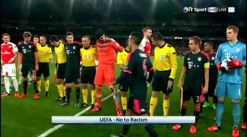 Manuel Neuer - Arsenal v Bayern 9