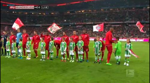 Manuel Neuer – Bayern v Wolfsburg 2