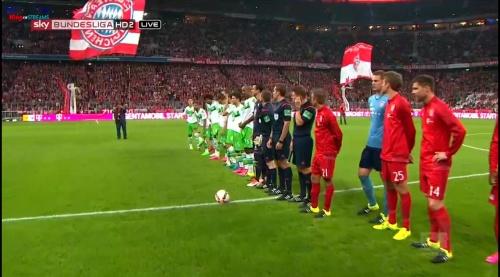 Manuel Neuer – Bayern v Wolfsburg 3