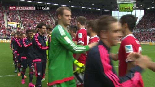 Manuel Neuer – Mainz v Bayern 1