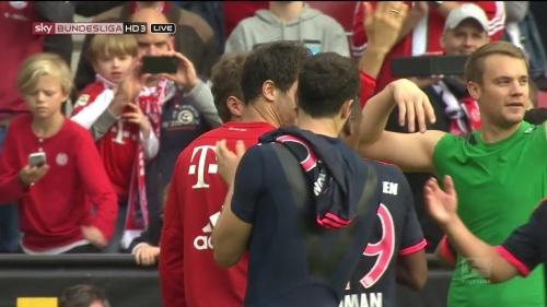 Manuel Neuer – Mainz v Bayern 2