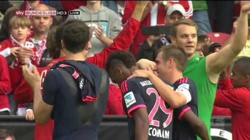 Manuel Neuer – Mainz v Bayern 3