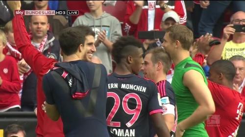 Manuel Neuer – Mainz v Bayern 4