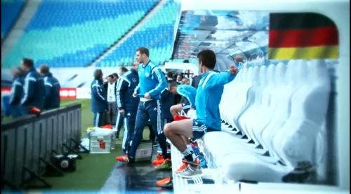 Manuel Neuer – training in Leipzig 1