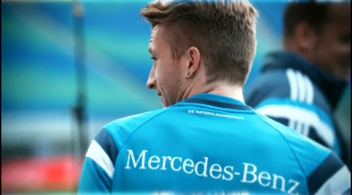 Marco Reus – training in Leipzig 1