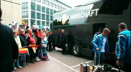 Matthias Ginter – Ankunft in Leipzig