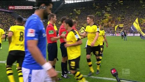 Matthias Ginter – Dortmund v Darmstadt 2