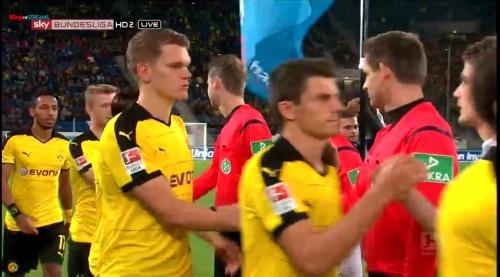 Matthias Ginter - Hoffenheim v Dortmund