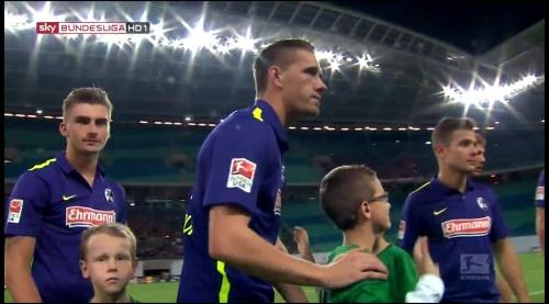 Maximillian Phillip & Nils Petersen - RB Leipzig v SC Freiburg 2