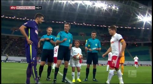 Mensur Mujdza - RB Leipzig v SC Freiburg 1