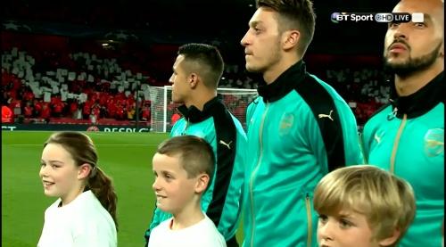 Mesut Özil – Arsenal v Bayern