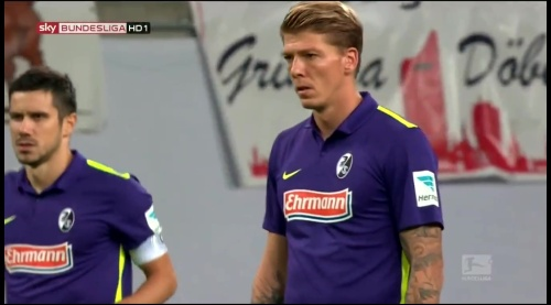 Mike Frantz - RB Leipzig v SC Freiburg