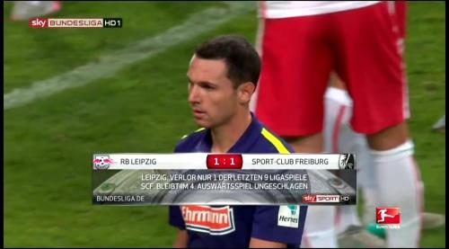 Nicolas Höfler - RB Leipzig v SC Freiburg