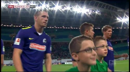 Nils Petersen - RB Leipzig v SC Freiburg 1