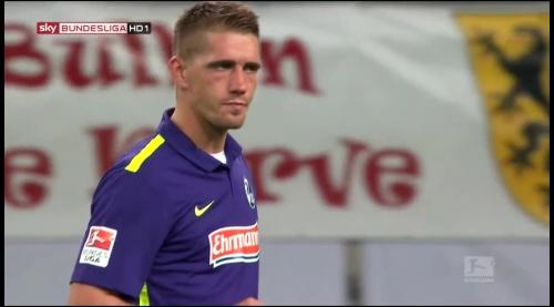 Nils Petersen - RB Leipzig v SC Freiburg 3