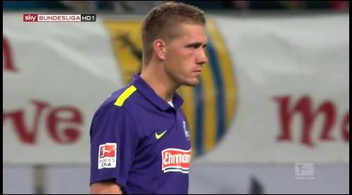 Nils Petersen - RB Leipzig v SC Freiburg 4
