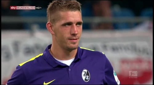 Nils Petersen - RB Leipzig v SC Freiburg 6