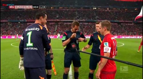 Philipp Lahm – Bayern v Wolfsburg 4
