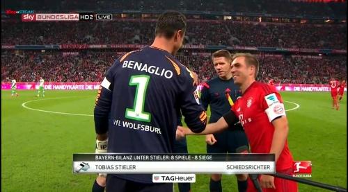 Philipp Lahm – Bayern v Wolfsburg 5