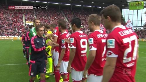 Philipp Lahm – Mainz v Bayern 2