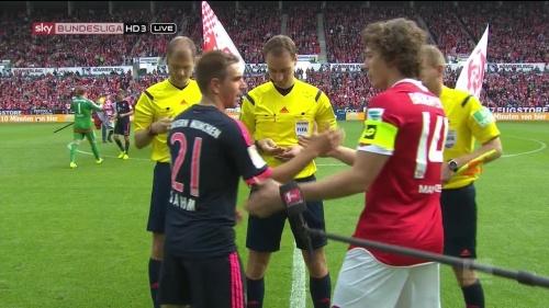 Philipp Lahm – Mainz v Bayern 3
