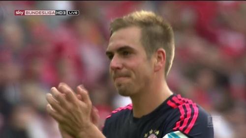 Philipp Lahm – Mainz v Bayern 5