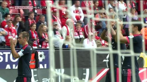 Philipp Lahm – Mainz v Bayern 6