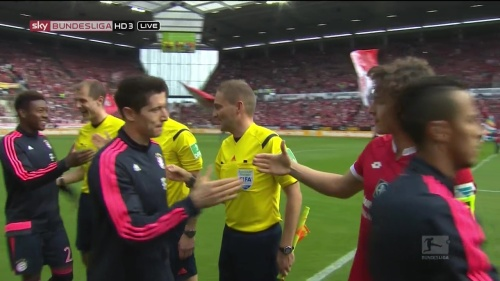 Robert Lewandowski – Mainz v Bayern 2