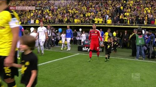 Roman Bürki – Dortmund v Darmstadt 1