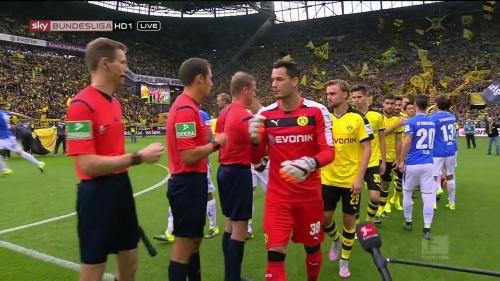 Roman Bürki – Dortmund v Darmstadt 2