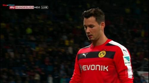 Roman Bürki - Hoffenheim v Dortmund 1