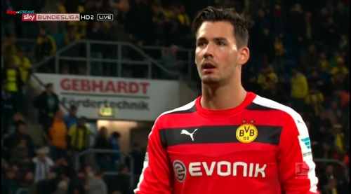 Roman Bürki - Hoffenheim v Dortmund 2