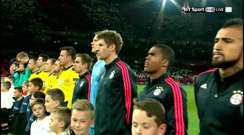 Thomas Müller - Arsenal v Bayern 1