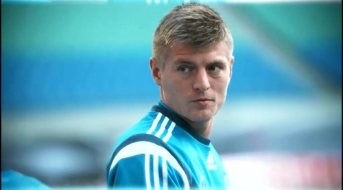 Toni Kroos – training in Leipzig 1
