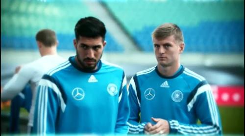 Toni Kroos – training in Leipzig 2