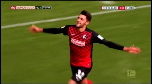Vincenzo Grifo – SC Freiburg v Greuther Fürth 1