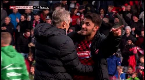 Vincenzo Grifo – SC Freiburg v Greuther Fürth 2