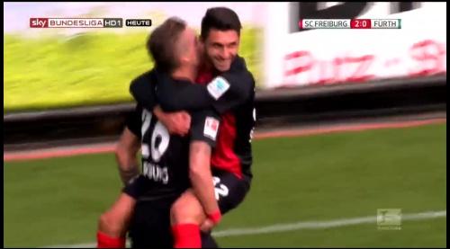 Vincenzo Grifo & Maximillian Phillipp – SC Freiburg v Greuther Fürth 1