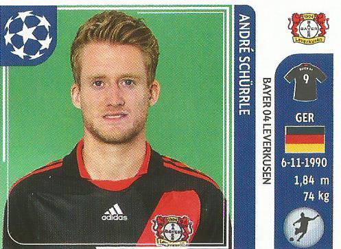Andre Schürrle – Bayer Leverkusen – CL 2011-12