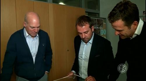 Hansi Flick - DFB Akademie Projekt 9