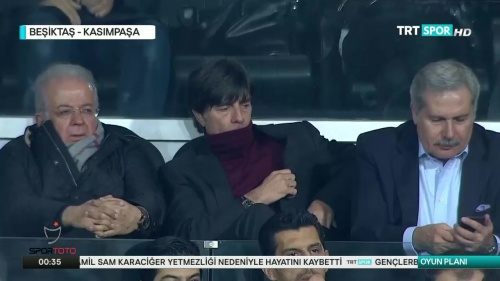 Joachim Löw at Besiktas v Kasimpasa 2015-16 1