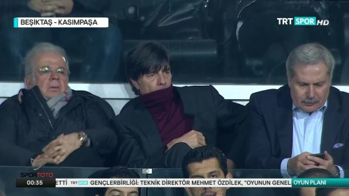 Joachim Löw at Besiktas v Kasimpasa 2015-16 4