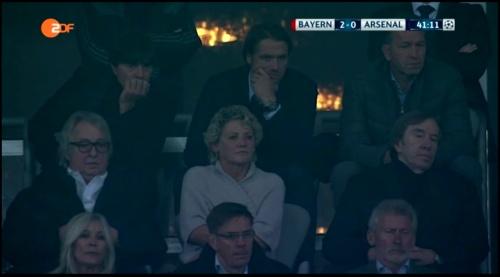 Joachim Löw at FC Bayern München v Arsenal 2015-16 2