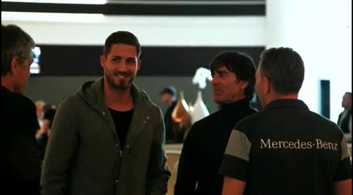 Joachim Löw – Ankunft in München 6