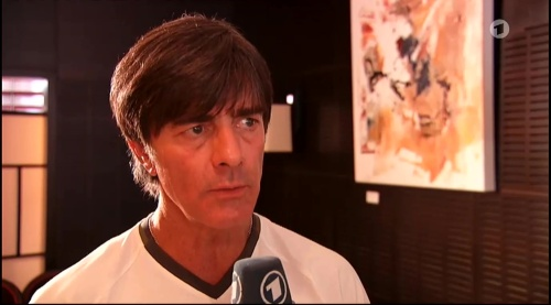 Joachim Löw – France v Germany – pre-match show 1