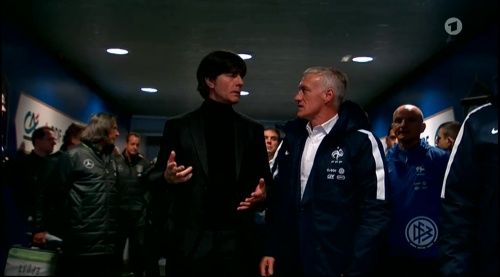 Joachim Löw – France v Germany – pre-match show 12