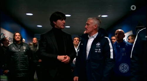 Joachim Löw – France v Germany – pre-match show 13